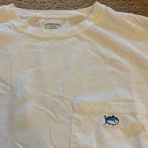 Southern Tide White Men's Tshirt XL